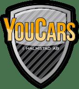 Logo YouCars i Halmstad AB